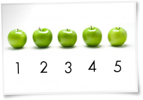 five-apples